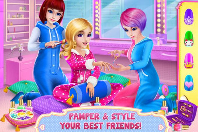 Girls PJ Party