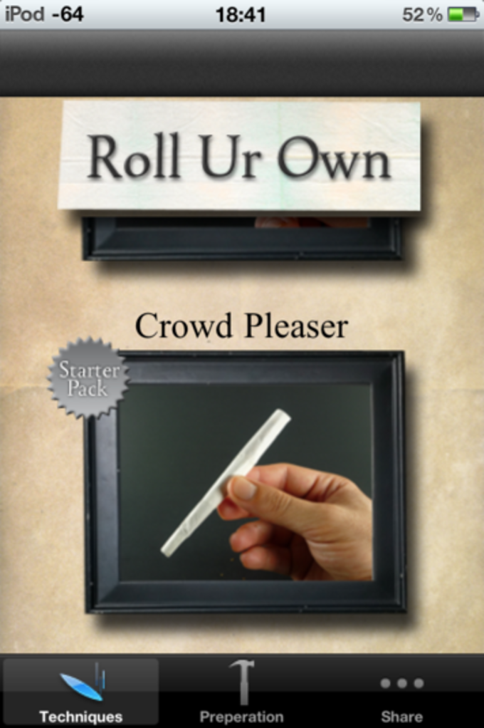 Roll Your Own