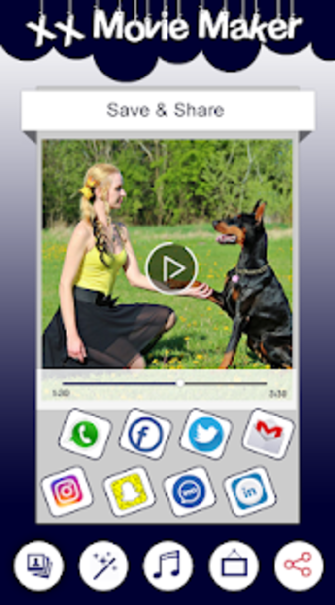 download movie maker for android