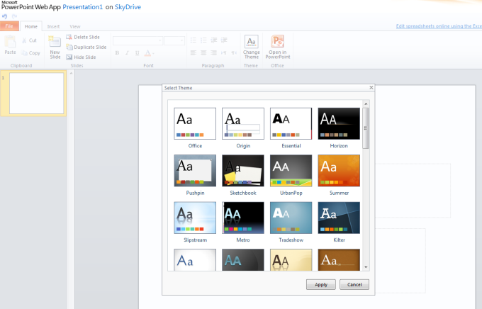 Microsoft Producer for PowerPoint 2010