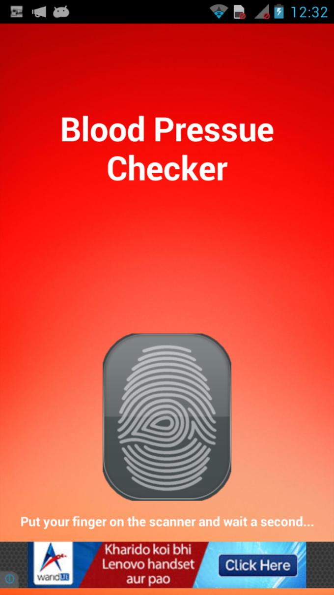 Blood Pressure Finger Prank