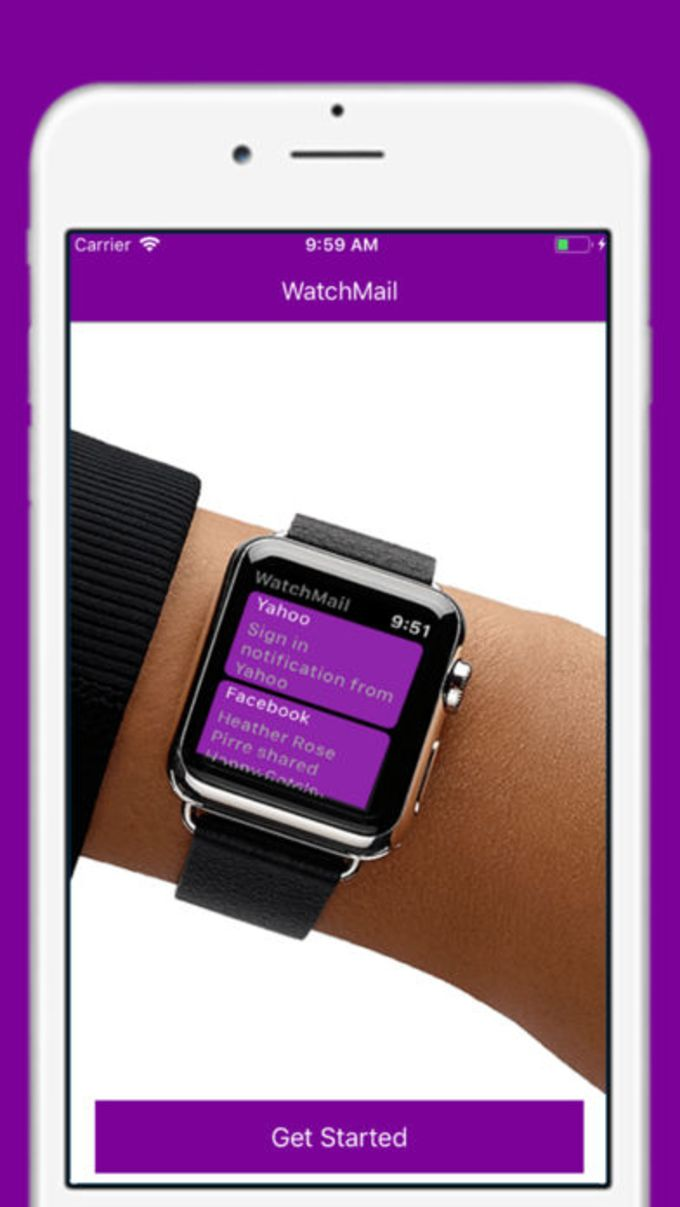 WatchMail for Yahoo Mail for iPhone - Download