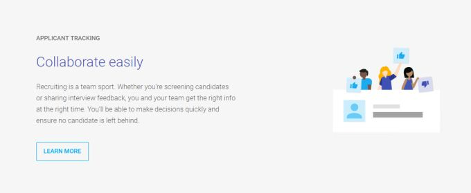 Hire by Google