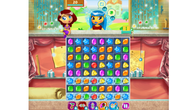 Bejeweled Diamond Blitz