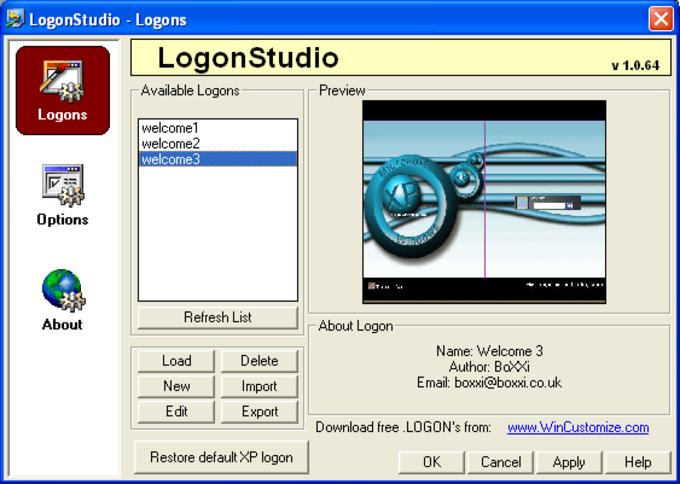 LogonStudio