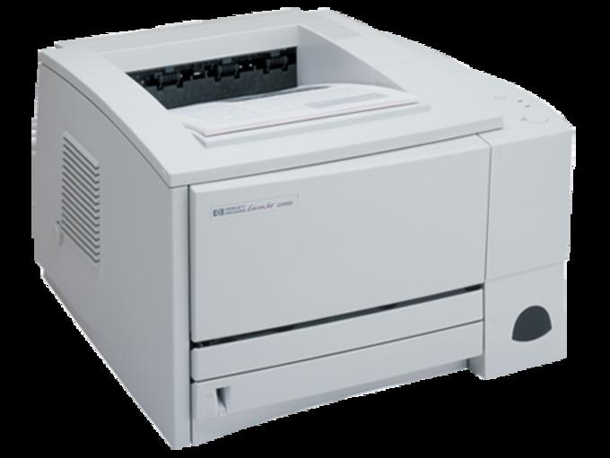 HP LaserJet 2200 Printer series drivers