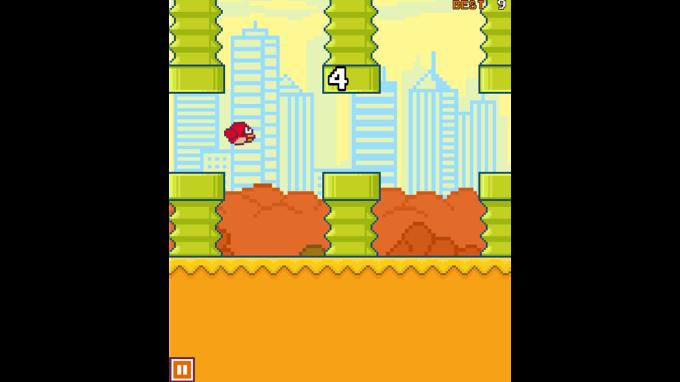 Flappy Bird 2019