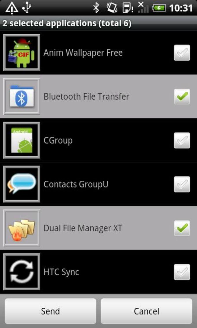 Bluetooth File Transfer