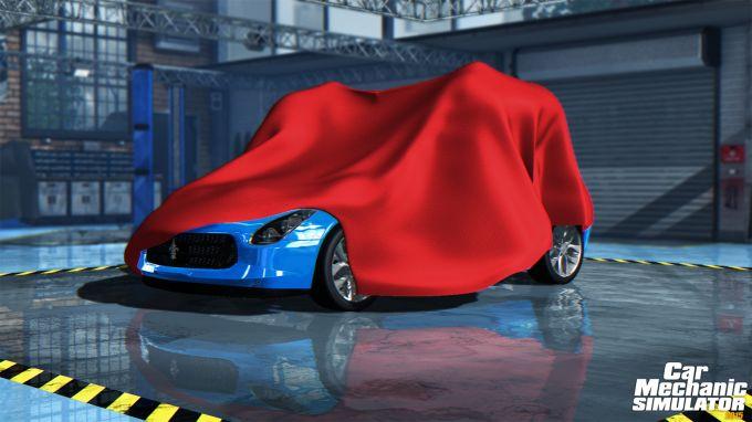 Car Mechanic Simulator 2015