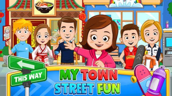 My Town : Street Fun