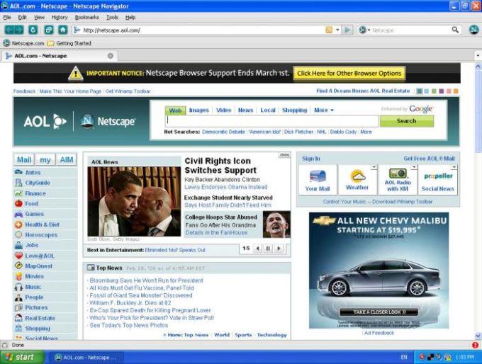 Netscape Navigator