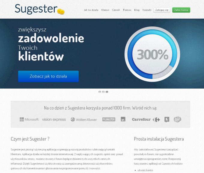 Sugester.pl