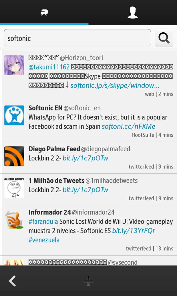 Tweetian
