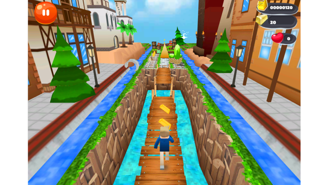 Craft Subway Surf 3D