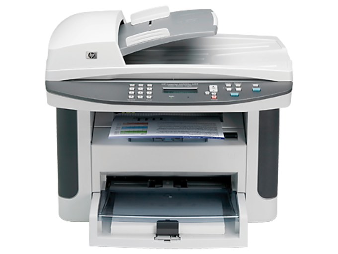 HP LaserJet M1522n Multifunction Printer drivers