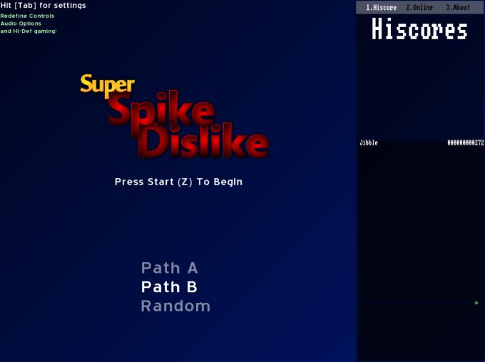 Super Spike Dislike