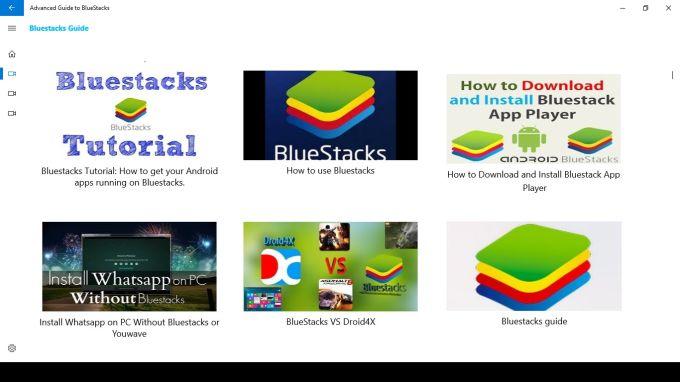 BlueStacks User Guides