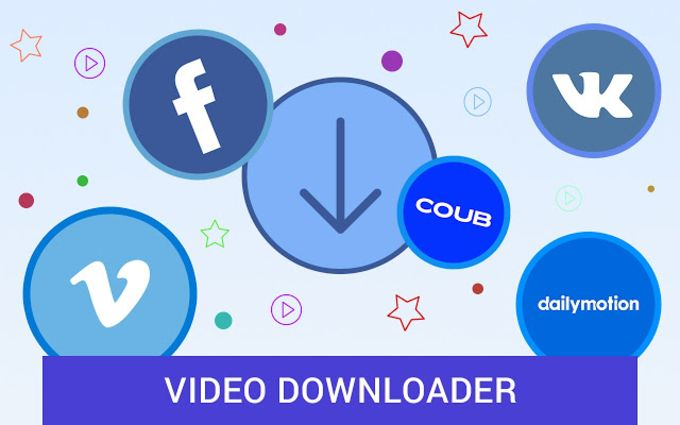 Social Video Downloader - Save Facebook Video