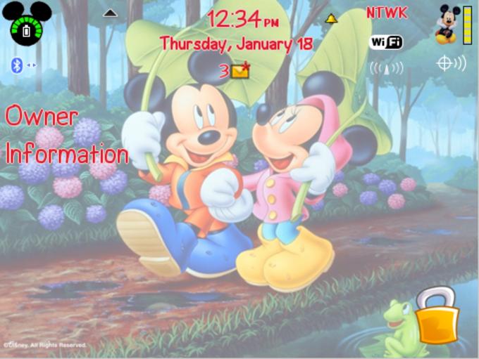 Tema Mickey Mouse