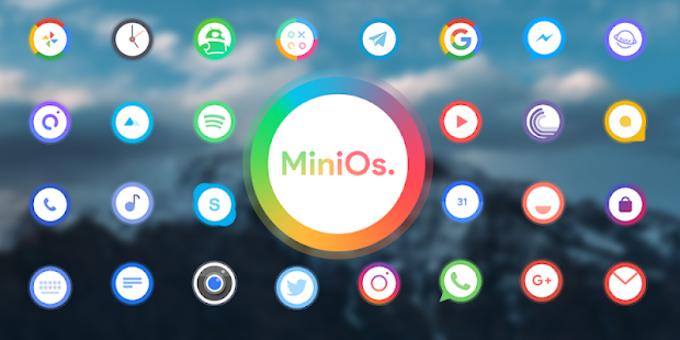 Mini0s Icon Pack