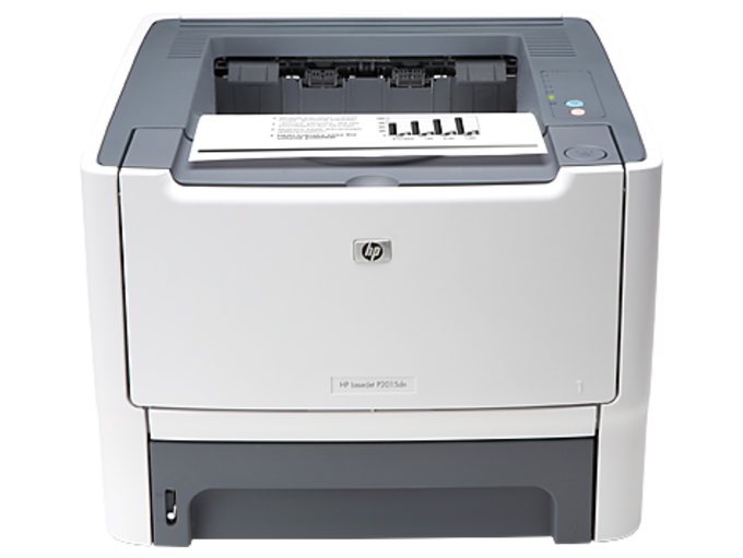 HP LaserJet P2015dn Printer drivers