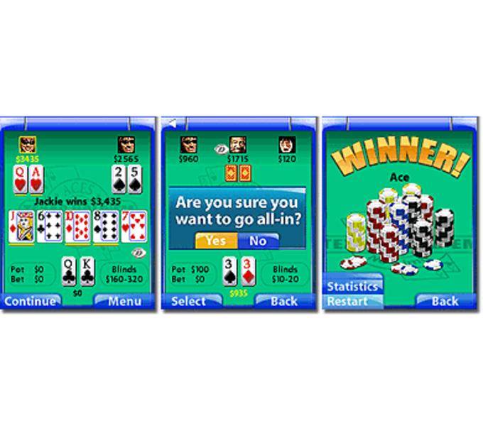Aces Texas Hold'em – No Limit
