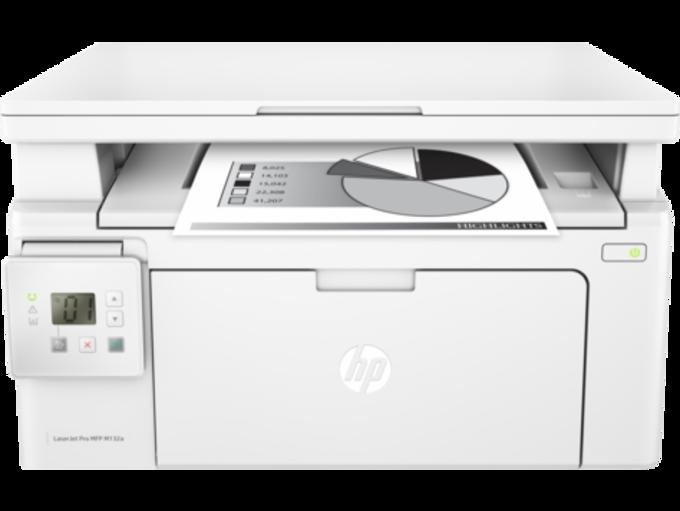 HP LaserJet Pro MFP M132 series drivers