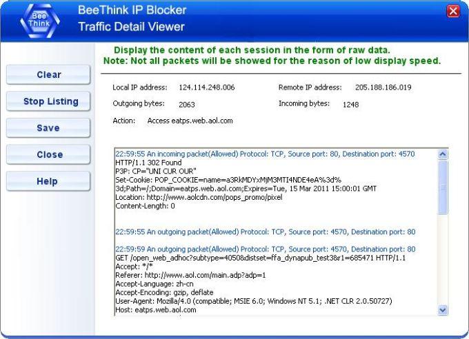 IP Blocker Firewall