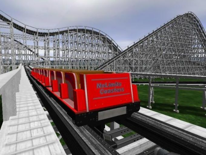 NoLimits Roller Coaster Simulation