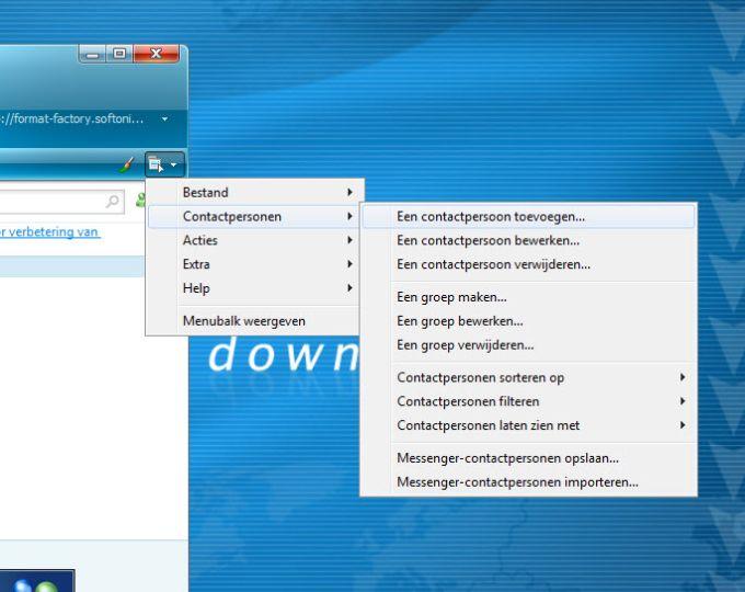 MSN Messenger 8.5
