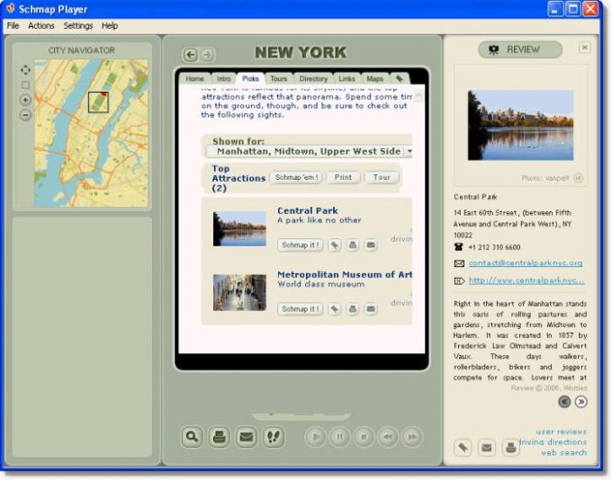 Schmap New York Guide