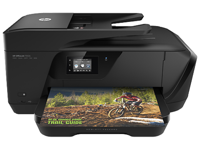 HP OfficeJet 7510 Wide Format Printer drivers