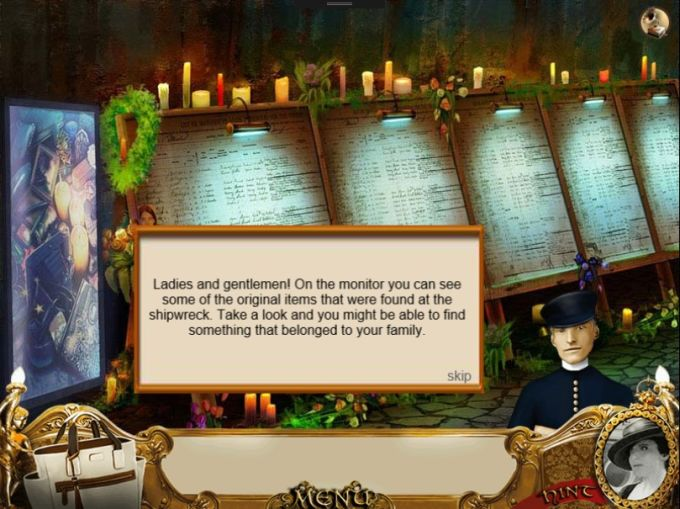 Hidden Objects: Titanic Hidden Mystery