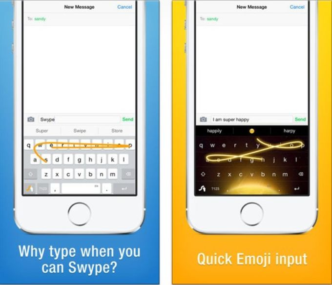 Swype for iOS 8