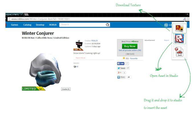 ROBLOX: Quick Asset Downloader