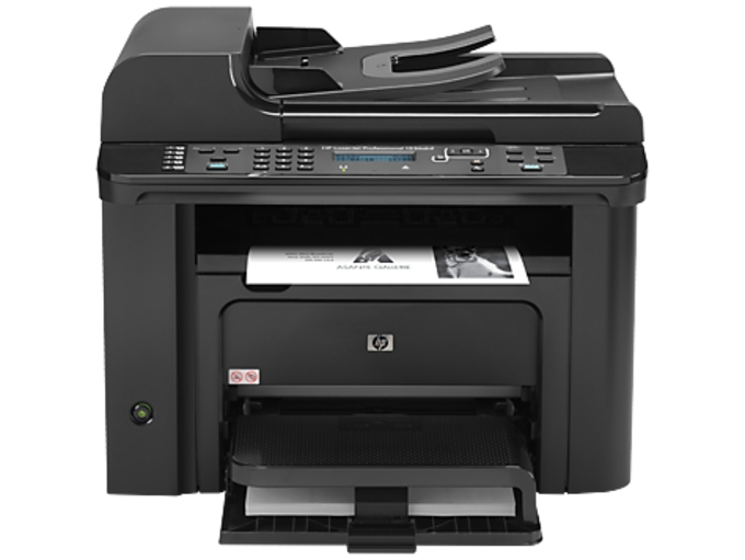 HP LaserJet Pro M1536dnf Multifunction Printer drivers