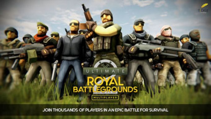 Ultimate Royal Battlegrounds