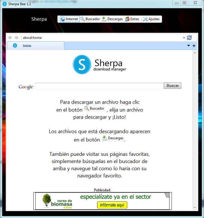 Sherpa Bee