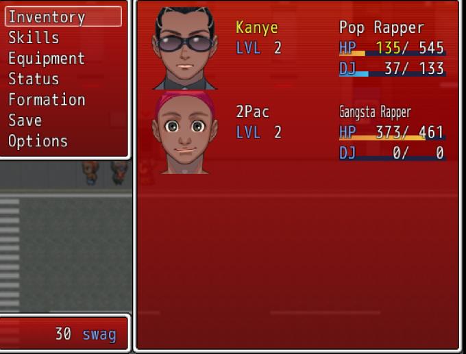 Kanye Quest 3030