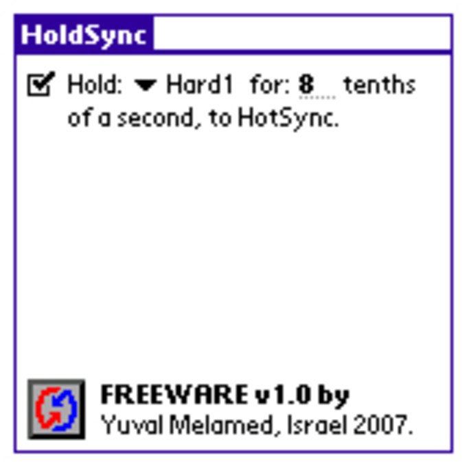 HoldSync