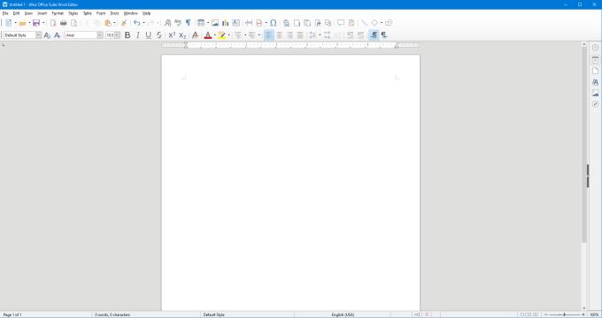 Ultra Word Editor