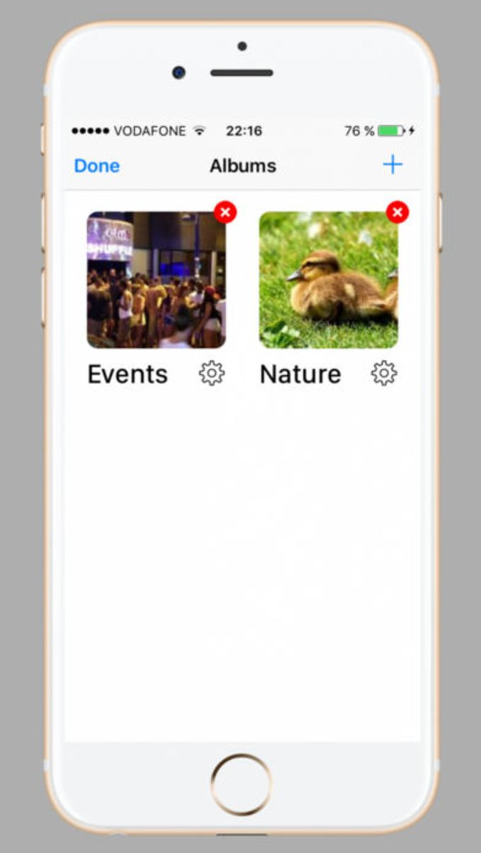 Safe Photo Lock Tool for iPhone - Download