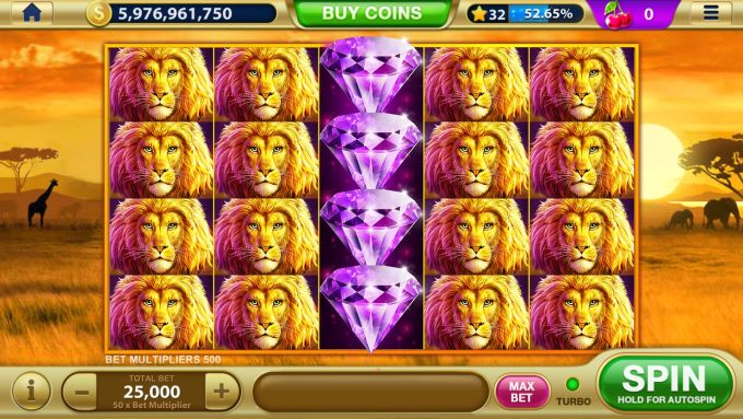 Vegas Slots - Free Slot Machines & Casino Games