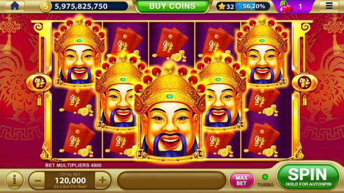 Vegas Slots - Free Slot Machines & Casino Games