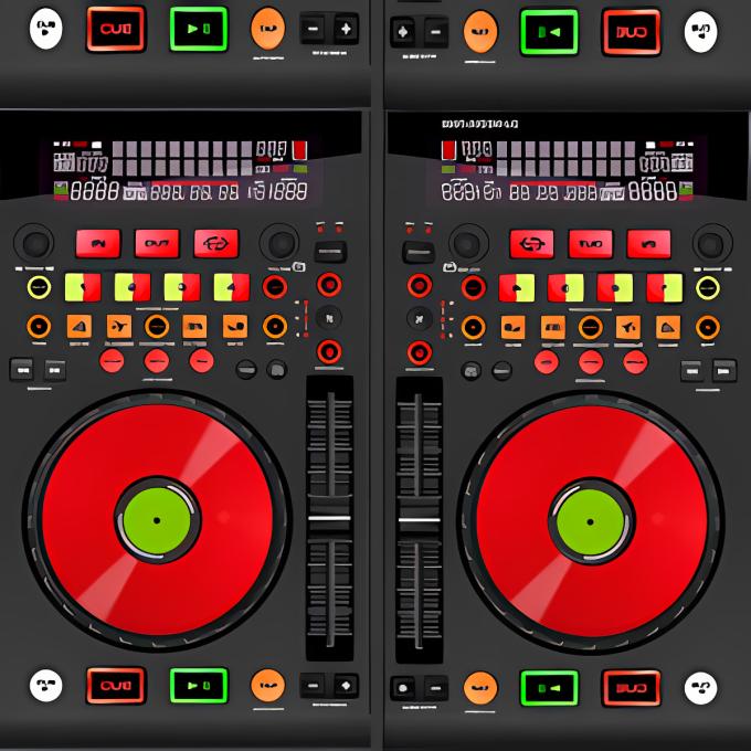 Virtual DJ MP3 Mixer