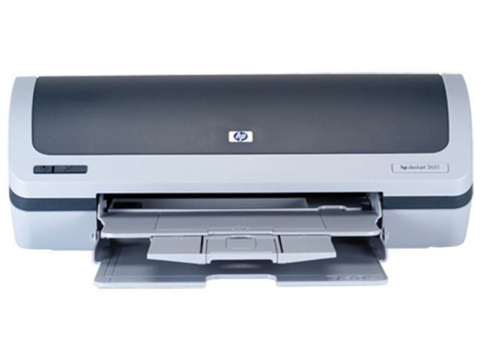HP Deskjet 3650 Color Inkjet Printer drivers