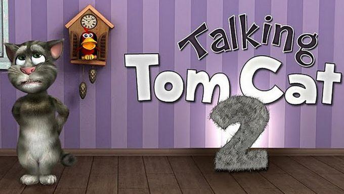 Tom le chat qui parle 2