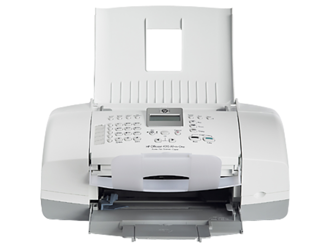 HP Officejet 4315 All-in-One Printer drivers