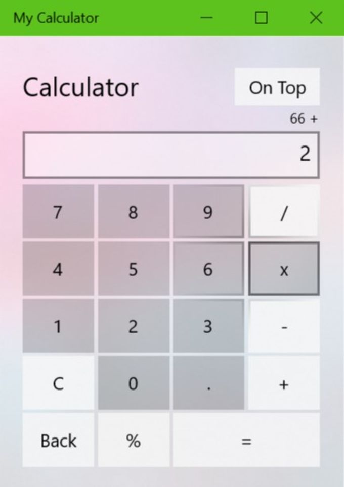 My Calculator+