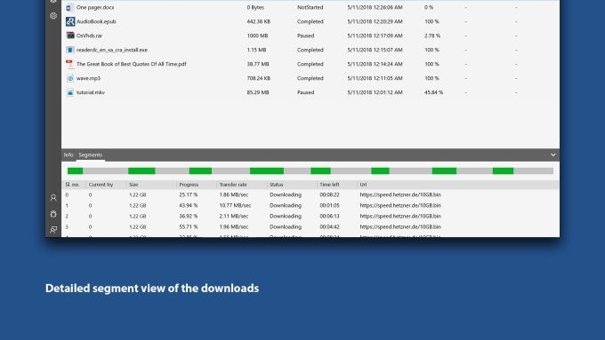 iDownload Manager (iDM)
